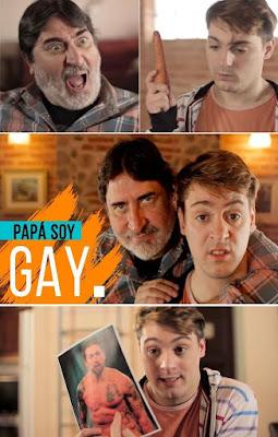 Papa, soy gay, film