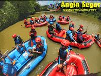 rafting sungai cianteun