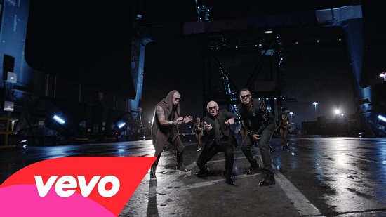 Pitbull - Baddest Girl in Town (Feat. Mohombi & Wisin) [Vídeo]