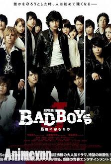 Bad Boys J - Phim Bad Boys J 2013 Poster