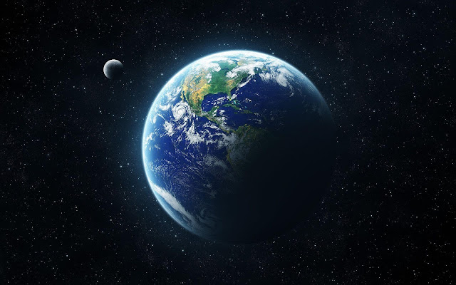 Earth-Wallpaper