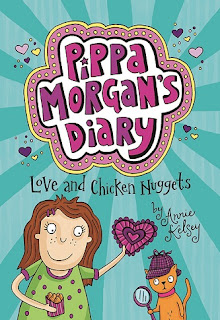 Pippa Morgan's Diary love and chicken nuggets cover