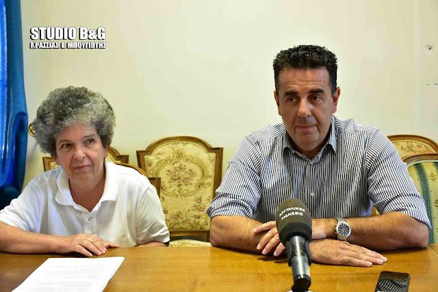 """Ξεκινούν οι εκδηλώσεις """"Αύγουστος και Μνημεία"""" στο Δήμο Ναυπλιέων (βίντεο)"""