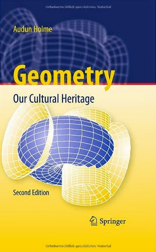 http://www.amazon.com/Geometry-Cultural-Heritage-Audun-Holme/dp/3642144403/
