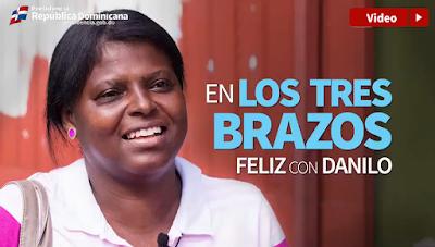 Danilo libró a las laboriosas familias de Los Tres Brazos de una suerte de pecado original inmobiliario y de su penitencia económica.