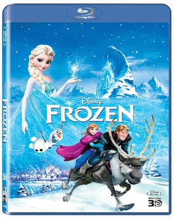 Frozen Fever 2015  Hindi BluRay Download