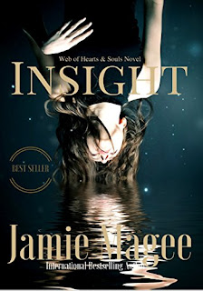 Insight - Paranormal young adult Sci Fi romance by Jamie Magee