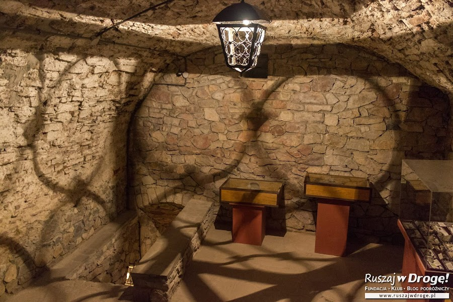 Podziemna Trasa Turystyczna w Opatowie