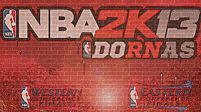 NBA 2K13 Conference Finals 2013 Court Update