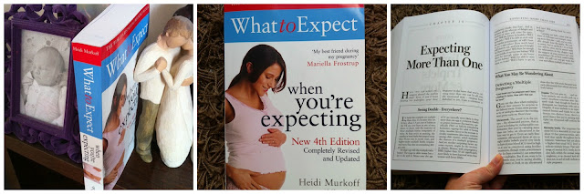 What To Expect When You're Expecting - A Pregnancy Book Review