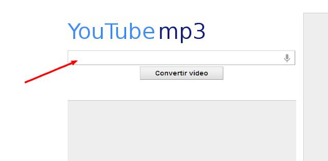 herramienta para descargar vídeo de youtube en formato mp3