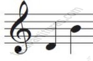 22 Tutorial Aprender a Improvisar Capítulo 8 Ejemplo de intervalo de intervalo de séptima mayor