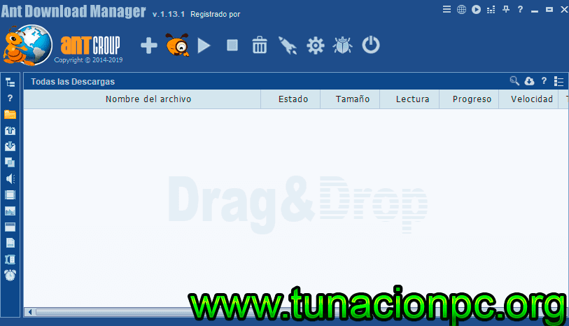 Ant Download Manager Acelerador de Descargas