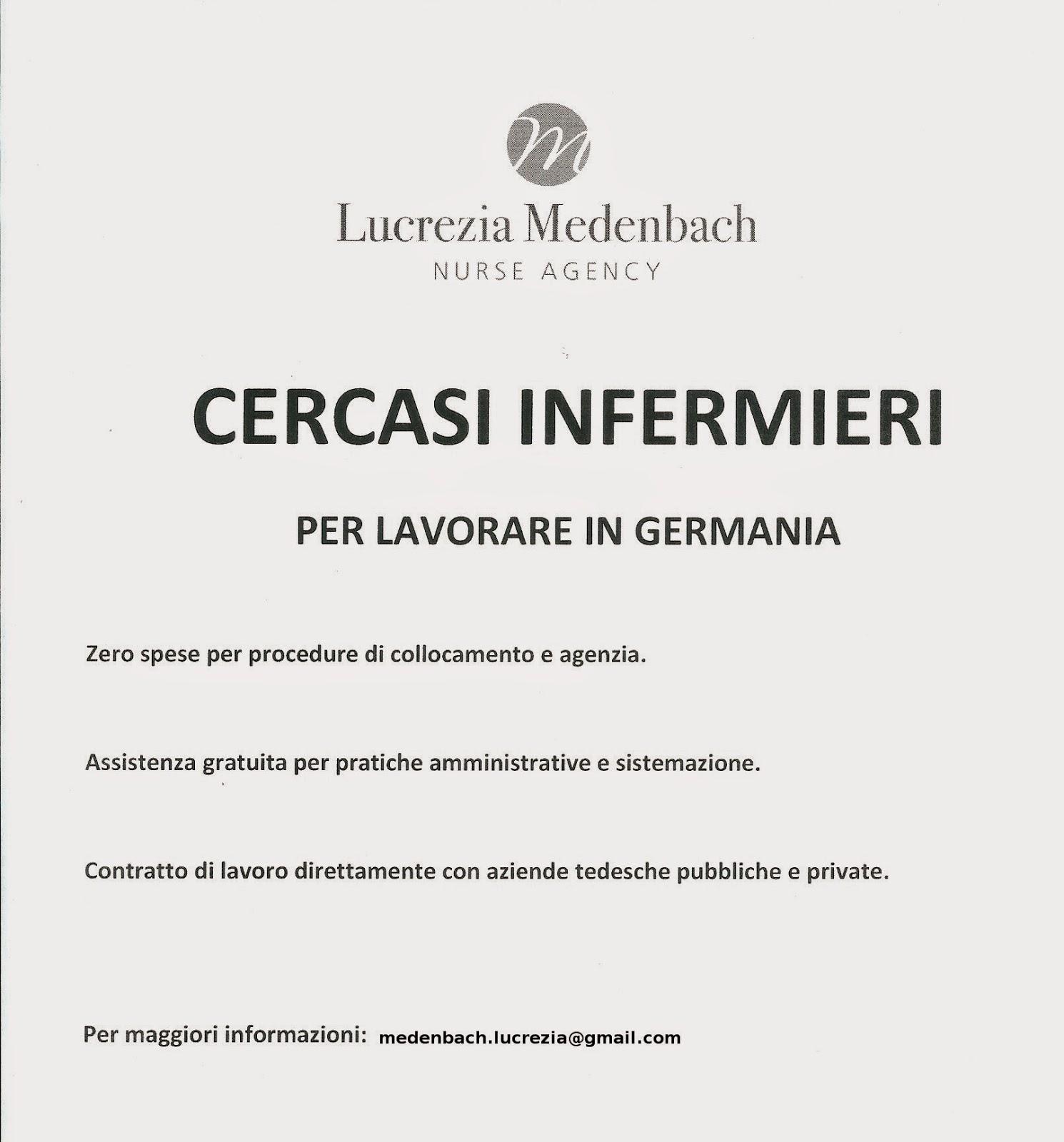Infermiere informato for Cercasi ufficio roma
