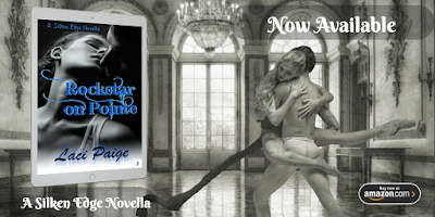 New Release, Rockstar on Pointe - Silken Edge/Sinful Souls Novella