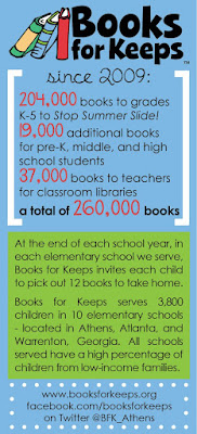 books for keeps infographic