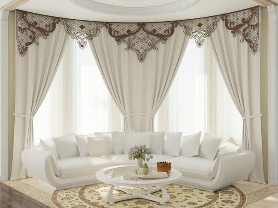 40 modern curtain design ideas for
