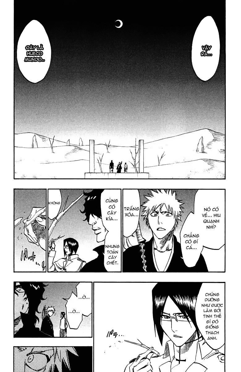 Bleach chapter 244 trang 10