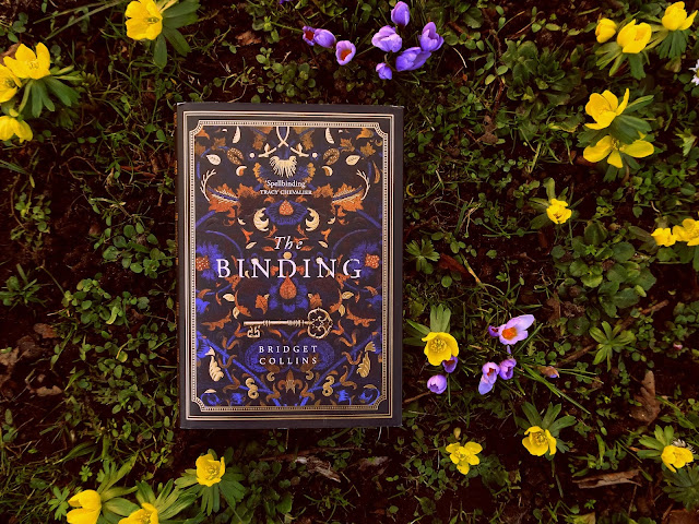 The Binding Bridget Collins