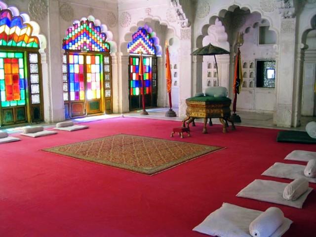 Jodhpur - Moti Mahal
