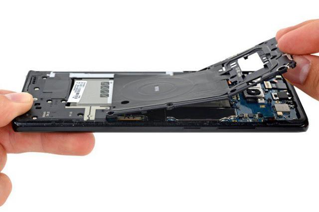 Samsung đã đăng ký thương hiệu Galaxy Note 9 tại Columbia