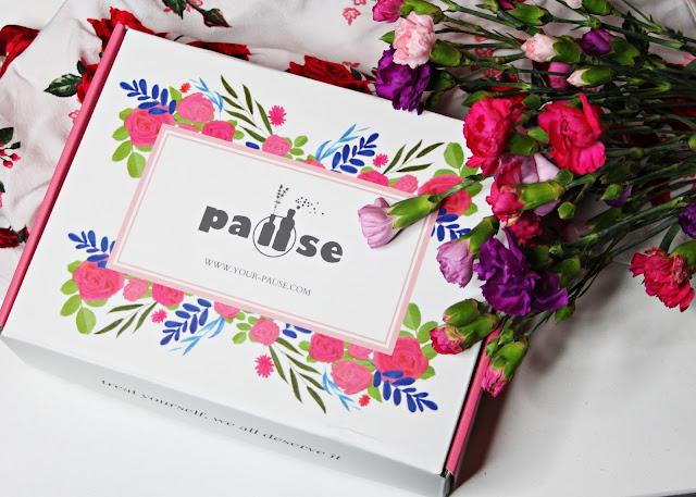 Pause box - marcowe pudełko wypełnione naturą