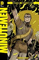 News: Antes de Watchmen #HQ's 21