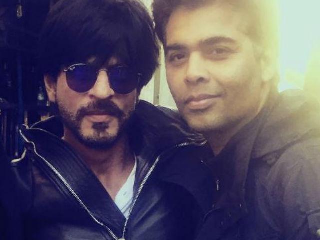 "Karan Johar-Shah Rukh Khan's character in Kuch Kuch Hota Hai  Movie was ""a bit of a fraud"""