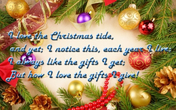 Merry Christmas quotes for Children