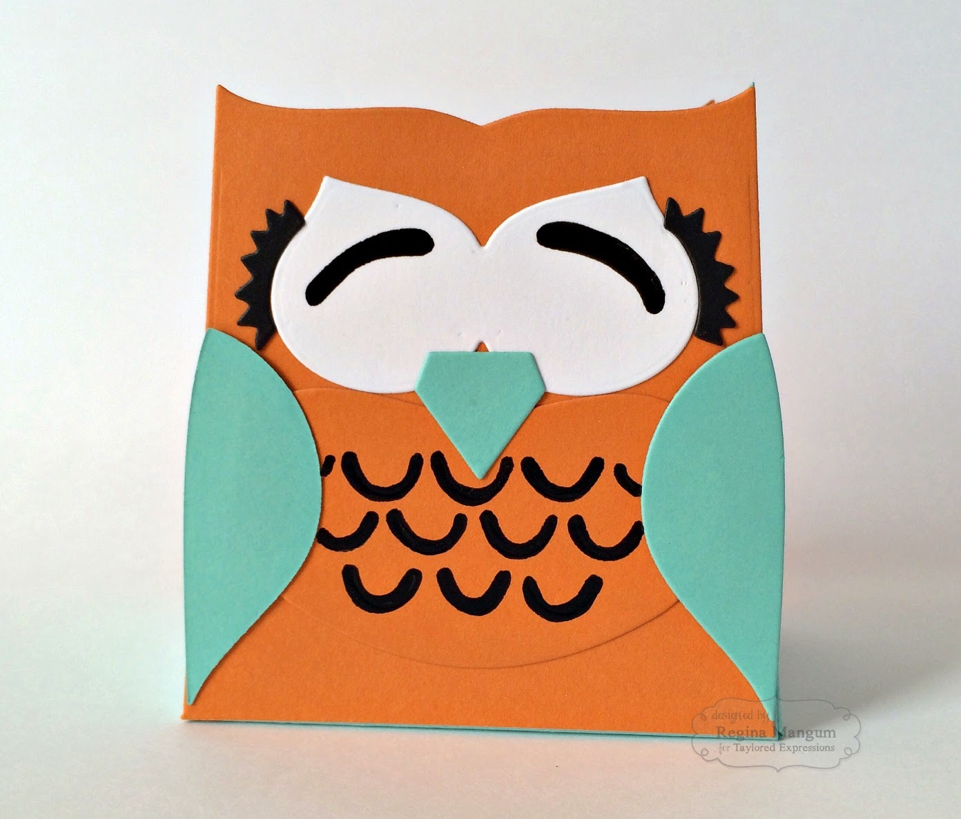 Mothers Day Owl Craft