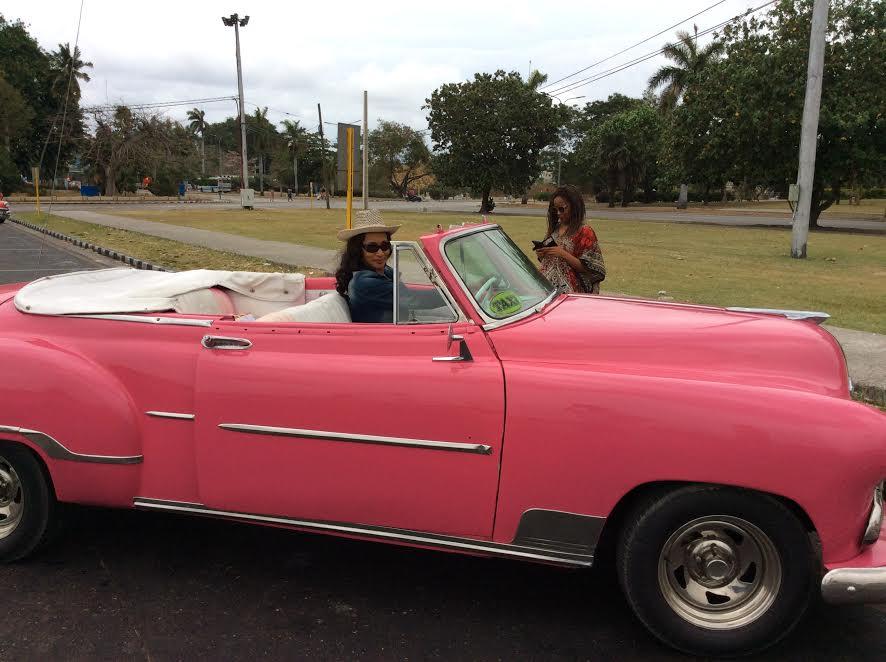 Bianca Ojukwu On Vacation In Cuba 4