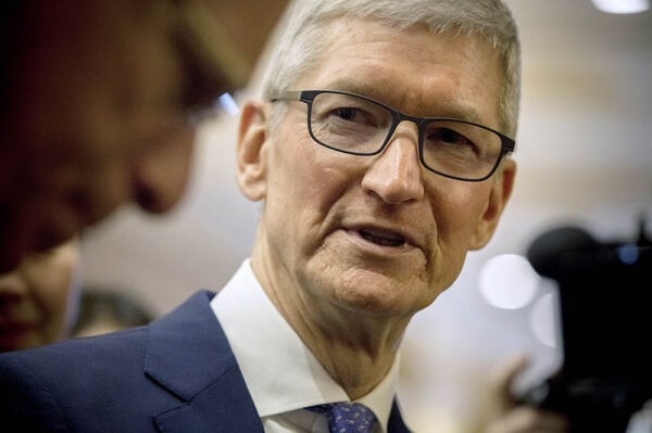 Tim Cook - تيم كوك