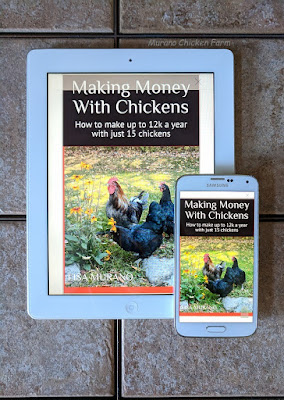 Make money with chickens