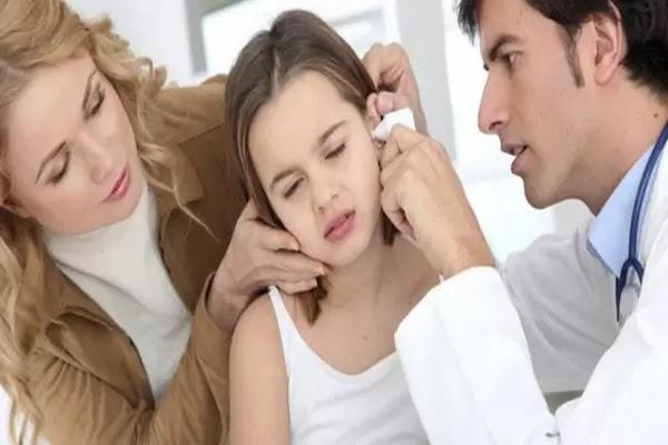 Cách phòng ngừa bệnh viêm tai giữa hiệu quả tốt nhất,.