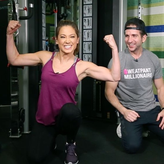 Ginger Zee Wiki Salary Father and Family physical information
