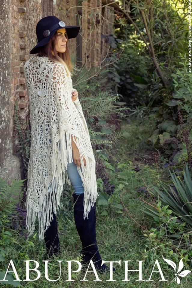 Abupatha otoño invierno 2016 ropa de mujer.