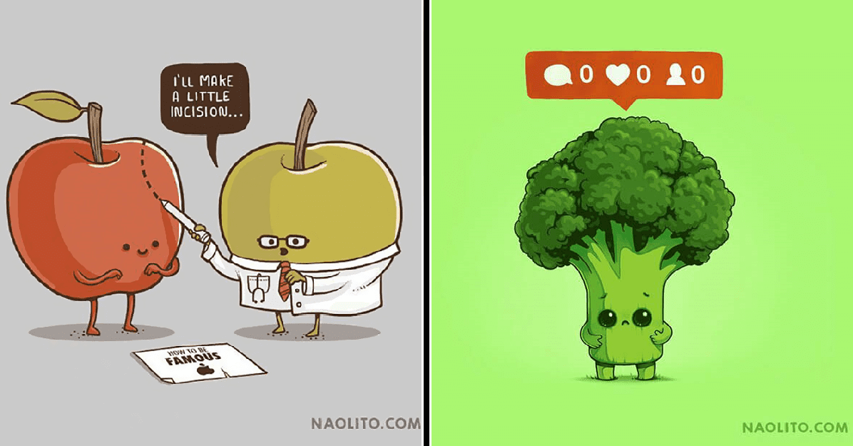 22 Fascinating Illustrations Created By Spain-Based Artist Nacho Diaz