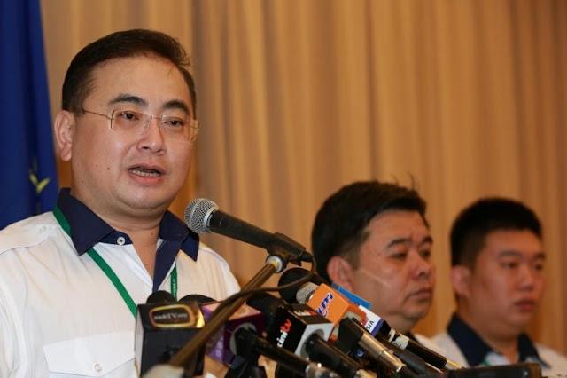 DAP 'Cakap Tak Serupa Bikin' - Wee Ka Siong #MCA