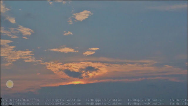 Beautiful Clouds Found one of Afternoon Sunset FeelhappyFeelgood Photography