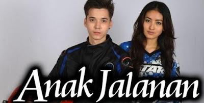 Bagi kau yang memang sangat menyukai salah satu sinetron yang ditayangkan di stasiun RCTI Lirik Lagu Galau Al Ghazali OST Anak Jalanan