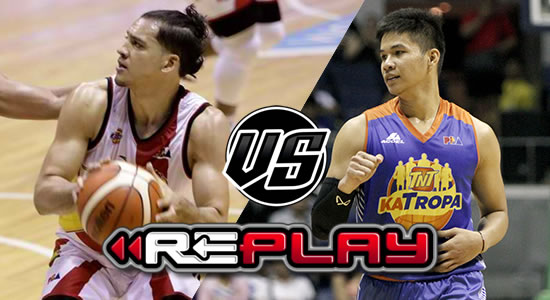 Video Playlist: SMB vs TNT replay 2019 PBA Philippine Cup