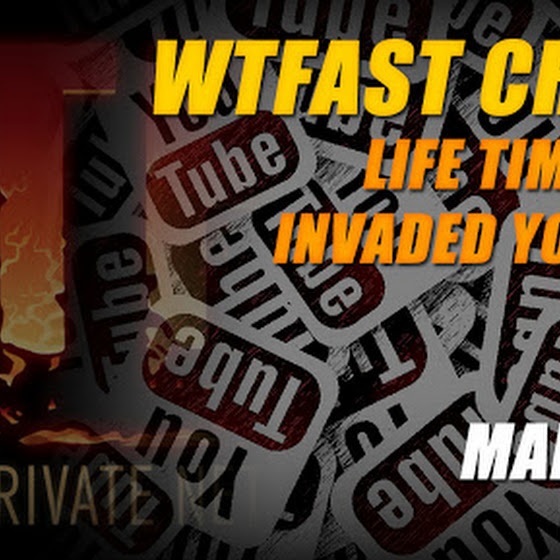 Malware Warning ★ WTFast Crack Life Time 2016 Videos Invades YouTube
