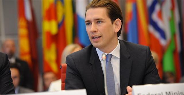 Αυστρία: Ζήτησε «Ευρωπαϊκή αποφασιστικότητα» απέναντι στην Τουρκία.