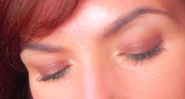 Maquillaje de ojos para diario