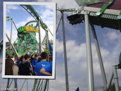 Island of Adventure - parque da Universal em Orlando - Florida