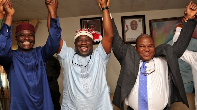 Ikpeazu floors Ogah at appeal court, continues as Abia governor