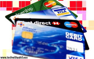 What is debit card and its types?, types of debit card