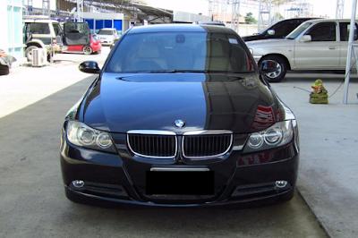 Eksterior BMW E90 Prefacelift