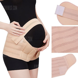 Pregnancy support belts
