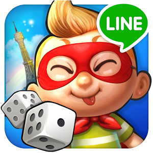 Game LINE Let's Get Rich 1.0.4 APK Terbaru 2015 cover